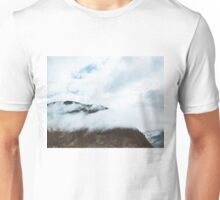 Clouds Over the Hill Unisex T-Shirt