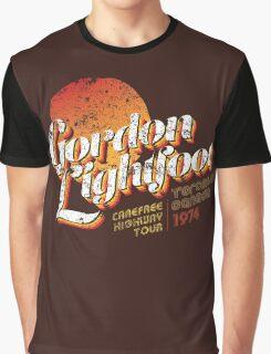 Gordon Lightfoot Graphic T-Shirt