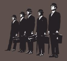 Monty Python Group - Comedy Legends by Kelmo
