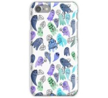 Ghosties iPhone Case/Skin
