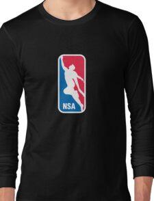 National Superhero Association Long Sleeve T-Shirt