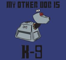 My Other Dog is K-9 by pimator24