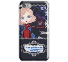 The Pieces of Her Broken Heart iPhone Case/Skin