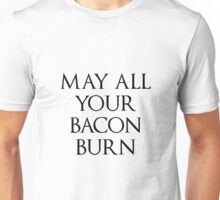 May All Your Bacon Burn || Howl's Moving Castle Unisex T-Shirt