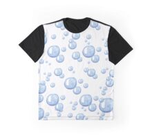 Floating bubbles. Beautiful  background  Graphic T-Shirt