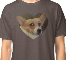 Doggo Stickers: Frightened Corg Classic T-Shirt