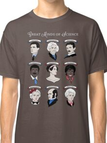 Great Minds of Science {Set} Classic T-Shirt
