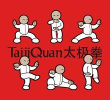 MiniFu: TaijiQuan Baby Tee