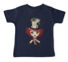 Lady Hatter Baby Tee