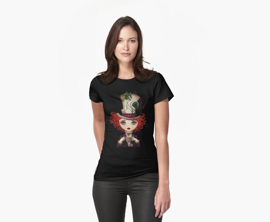 Lady Hatter by sandygrafik
