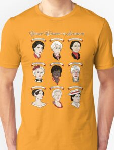 Great Women of Science {Set} T-Shirt