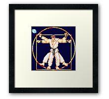 Ryuvian Man Framed Print