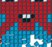 PIXEL8 | Space Invaders Melt Sticker