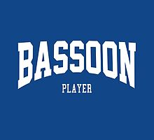 Bassoon Player by ixrid