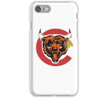 Chicago Sports Alternate iPhone Case/Skin