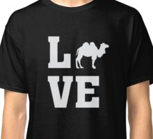 I Love Camels - Animal Camel Lover T Shirt Classic T-Shirt