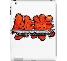 Tekken iPad Case/Skin