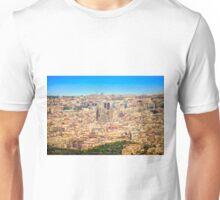 BARCELONA, La Sagrada Familia  Unisex T-Shirt