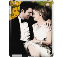 Ben and Leslie iPad Case/Skin