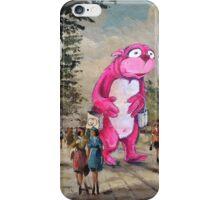 The Tourist iPhone Case/Skin