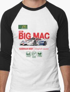 McLaren F1 GTR Men's Baseball ¾ T-Shirt