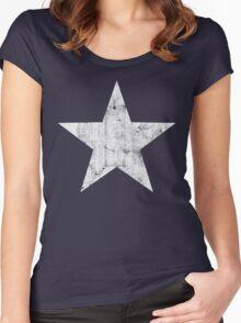White Star Revolution Women's Fitted Scoop T-Shirt