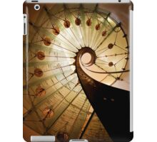 Spirals of steel and glass iPad Case/Skin