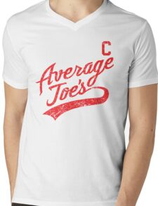 Average Joe's  Mens V-Neck T-Shirt