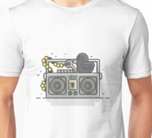 A music key Unisex T-Shirt