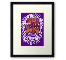 Surprise on the Subcontinent Framed Print