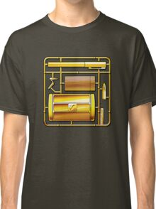 THE MAN WITH THE GOLDEN KIT Classic T-Shirt