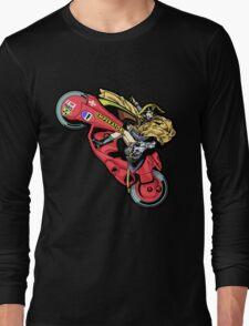 EMPEROR WHEELIE Long Sleeve T-Shirt