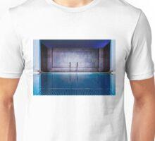 Luxury Pool and Spa at Hotel La Florida, Barcelona Unisex T-Shirt