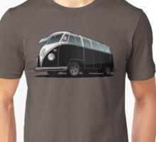 black samba Unisex T-Shirt