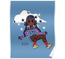 Chibi Fashion Girl #18 Poster