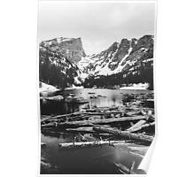 Dream Lake - Colorado - RMNP Poster