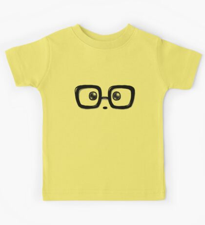 Geek Chic Panda Eyes Kids Clothes
