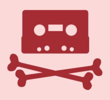 Pirates of the Cassette Player - RED Kids Clothes