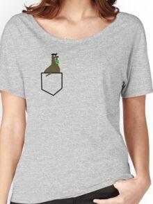 Pocket Gerald Women's Relaxed Fit T-Shirt