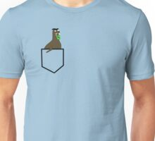 Pocket Gerald Unisex T-Shirt