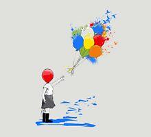 balloon girl Unisex T-Shirt