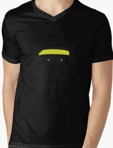 Hipster lion Mens V-Neck T-Shirt
