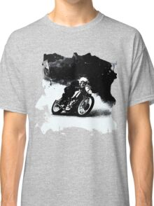 The Vintage Motorcycle Racer Classic T-Shirt