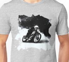 The Vintage Motorcycle Racer Unisex T-Shirt