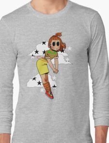 Chibi Fashion Girl #19 Long Sleeve T-Shirt