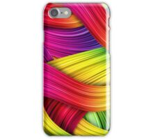 Colorful Tangled iPhone Case/Skin