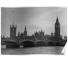 Old London Poster