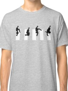 Ministry of silly walks/abbey road Classic T-Shirt