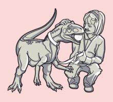 Jessie's Pet T-Rex Kids Clothes
