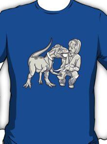 Jessie's Pet T-Rex T-Shirt